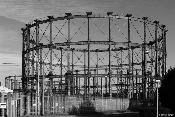 Bromley By Bow gasholder