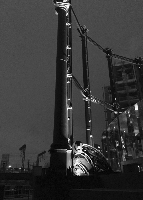 London Kings Cross gasholder