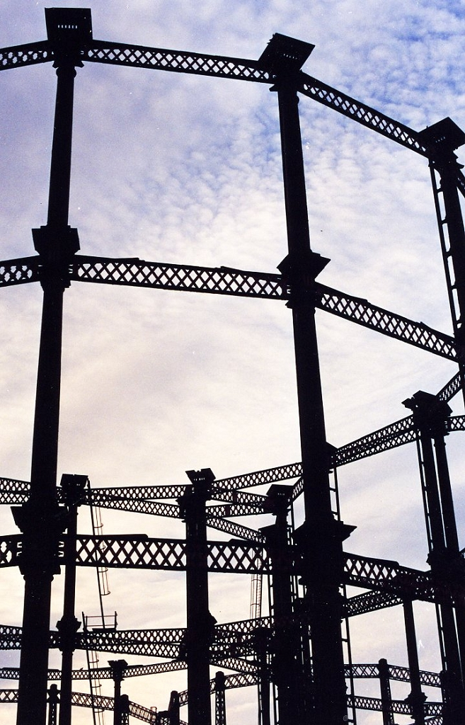 London Gasometer