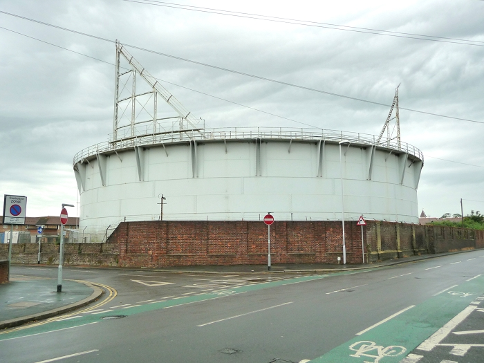 Worthing Gasholder